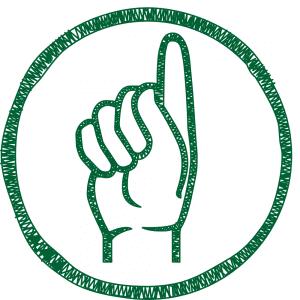 verdens bedste danske skole logo