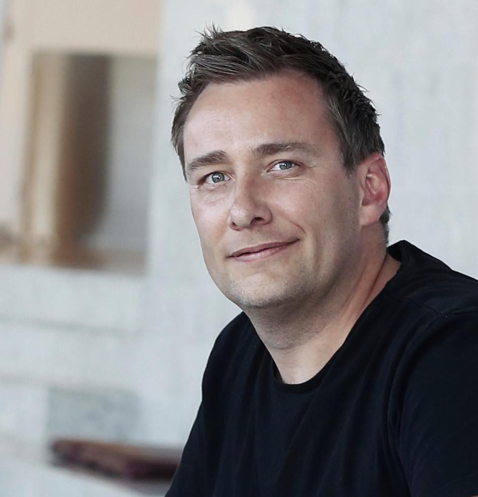 Kasper Hjorth I Verdens bedste danske skole